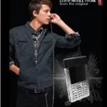 Questo mese verrà presentato il Levi's mobile phone