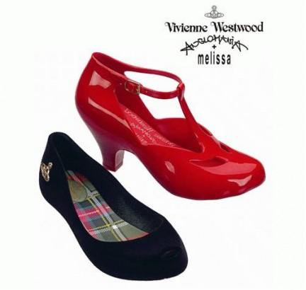 reputable site 7d001 e8221 Le scarpe di gomma profumata by Melissa « Tendenziosa