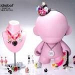 La nuova collezione di gioielli Tarina Tarantino by KidRobot