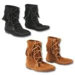 Gli stivali con le frange Minnetonka Moccasin