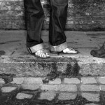 Le scarpe delle rockstar sono di Fiorentini + Baker