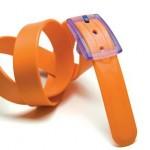 Tie-ups: le cinture eco in plastica anti metal detector