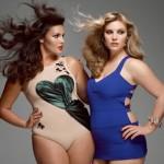 Le sensuali modelle plus size di V Magazine