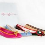 Le ballerine fashion di Pretty Ballerinas, collezione P/E 2012