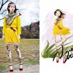 La moda si trasforma in arte con Nancy Zhang