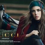 Charlotte Casiraghi nuova testimonial di Gucci per Forever Now