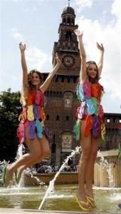 Anche a Milano la festa dell'estate